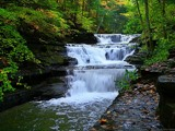 Don't Go Chasing Waterfalls # 30 ( Buttermilk Falls} by Jims, photography->waterfalls gallery