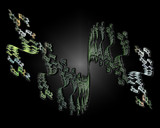 Jumping Into Rubber by ls123, Abstract->Fractal gallery