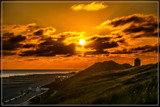 Sand Dunes Sunset by corngrowth, photography->sunset/rise gallery