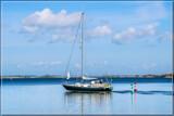 Narrow 'Sea Lane' by corngrowth, photography->boats gallery