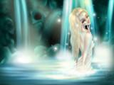 Nixe by PrettyFae, Illustrations->Digital gallery