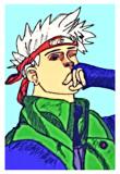 Naruto by bfrank, illustrations gallery