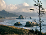 Haystack Rock, Cannon Beach, Or by verenabloo, Photography->Shorelines gallery